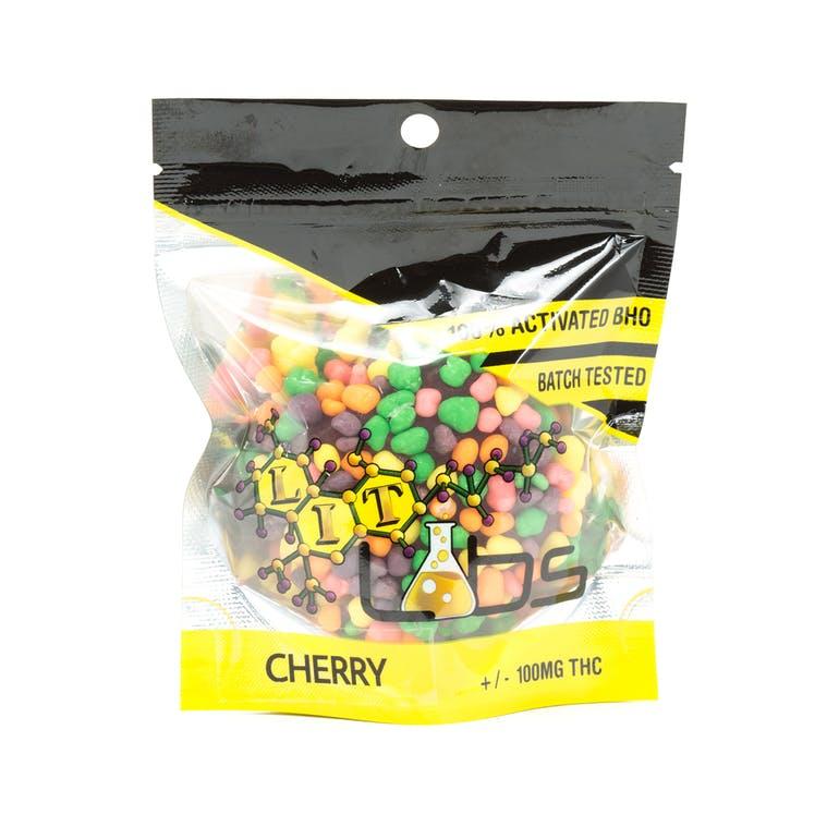 Cherry Nerd Rope 100mg